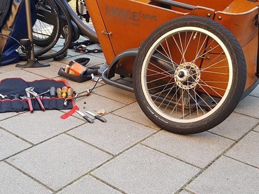 Fietsenmaker Amsterdam