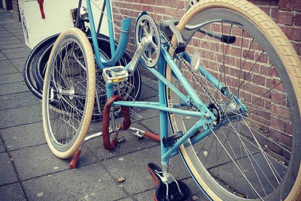Mobiele fietsenmaker Amsterdam